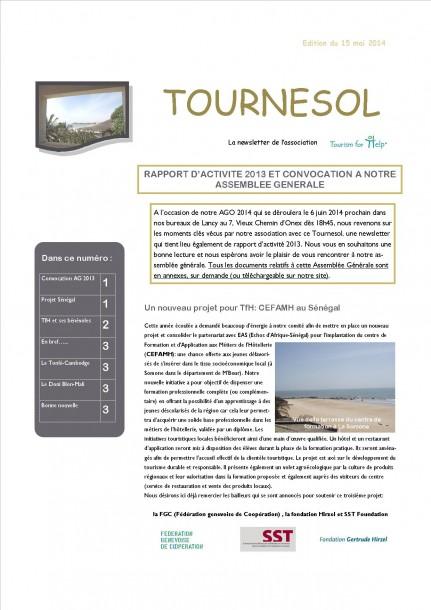 Tournesol AG- 2014-TfH