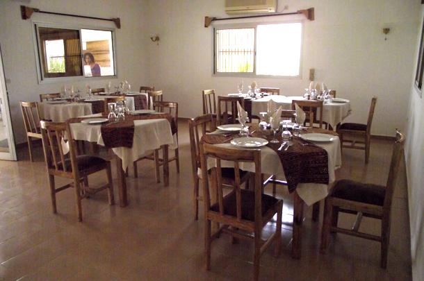 Salle restaurant Doni Blon